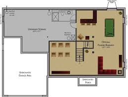 house plans with finished basements baby nursery floor plans with basement floor plans with