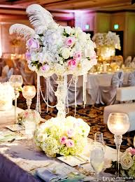 great gatsby centerpieces great gatsby wedding decorations wedding corners