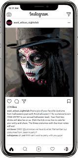 black friday social media campaigns halloween social media campaigns 4 trends to inspire giveaway