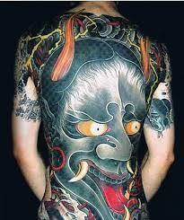 devil demon tattoos