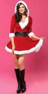 mrs santa claus costume women s mrs claus costume candy apple costumes christmas