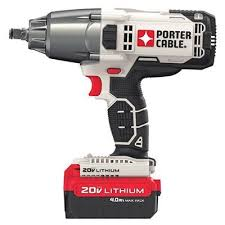 best black friday deals on impact wrenches porter cable 20v 1 2 u0027 u0027 cordless impact wrench w battery and