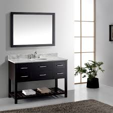 virtu usa caroline estate 48 single bathroom vanity set in