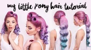 pony hair how to my pony hair styles ad llimwalker