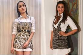 dress over shirt u0027 is a latest trend we don u0027t want parineeti