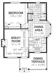 Small Floor Plans Interesting Floor Plan For A Little Tiny House I Would Probably