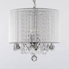 Black Chandelier With Shades Swag Chandeliers For Less Overstock Com