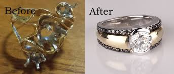 wedding rings redesigned my new web page redesign jewelry and revitalizing