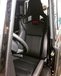 si e auto recaro repost from excellar auto recaro cross sportster cs in black