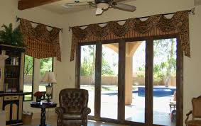 rustic valances for living room warm and wonderful rustic