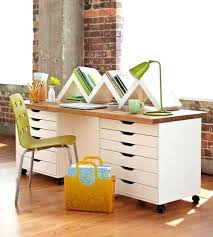Diy Door Desk Diy Desk With Storage Furniture Scrapbook Desk Storage 2 And One