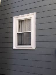 how to replace exterior window trim frugalwoods the finished product