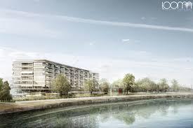 hotel architektur 130320 visualisierung vehovar jauslin architektur wettbewerb arbon