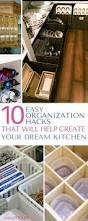 organizatoin hacks 10 easy organization hacks that will help create your dream
