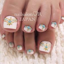 best 25 turquoise pedicure ideas on pinterest turquoise toe