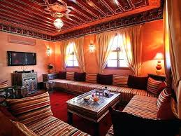 moroccan design home decor idea moroccan style living room or inspired living room design 15