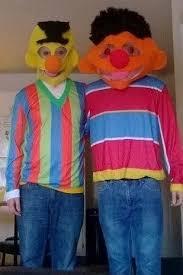 Ernie Bert Halloween Costumes 18 Terrible Halloween Costumes Genuinely Give Nightmares