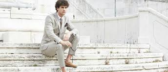 wedding men s attire how to choose and style a summer wedding suit the idle