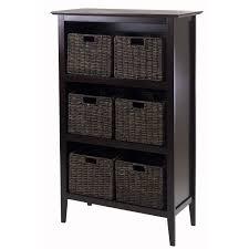 storage baskets for shelves ideas storage baskets for shelves
