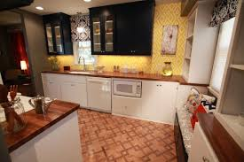 glass kitchen cabinet doors diy cabinetnow featured on diy network the after photos