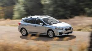 subaru truck 2018 2018 subaru impreza review u0026 ratings edmunds