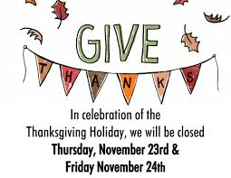 thanksgiving closings at thrive thrive credit union