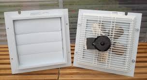 in wall exhaust fan for garage wall mount ventilation fan bathroom for air vent