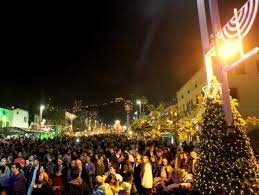 get festive at the of holidays in haifa