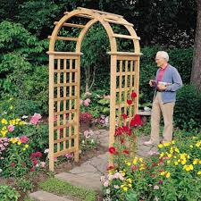 lowes garden arbors trellises l i h gardening basics how to