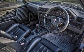 Bmw E30 Interior Restoration Classic Alpina C2 Driven