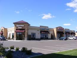 strip mall retail strip center design shopping centers