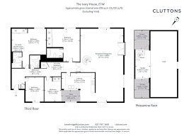 Ivory Homes Floor Plans by 4 Bed Flat For Sale In The Ivory House East Smithfield London