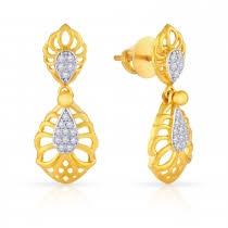 gold earrings for women gold earrings for women online malabar gold diamonds us