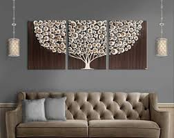 Large Artwork For Living Room by Large Wall Art Etsy