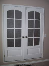 french doors replace glass sliding doors in dining room or