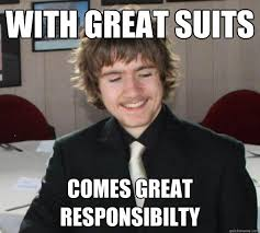Suit Meme - you want the suit you can t handle the suit suited dave quickmeme