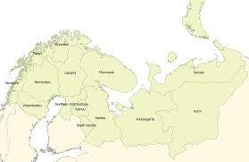 Maps Org Maps From The Barents Region Www Barentsinfo Org Barentsinfo