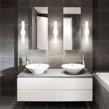 designer bathroom lights contemporary bathroom lights and lighting