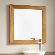 modern home interior design 3 simple bathroom mirror ideas