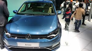 volkswagen ameo 2017 volkswagen ameo may launch in early h2 2016 with slight update