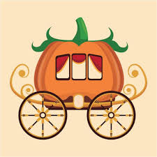 pumpkin carriage pumpkin carriage clip vector images illustrations istock
