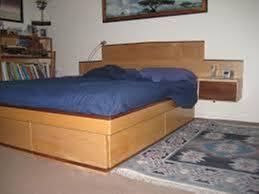 Queen Size Platform Bed Platform Bed With Drawers Queen Size Platform Bed With Drawers
