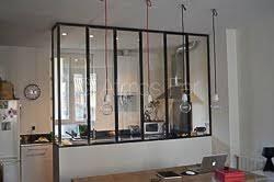 cloison vitree cuisine verrières escalier métal verrière menuiserie acier ferronnerie
