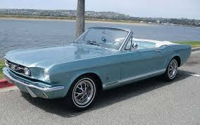 1966 mustang factory gt convertible for sale