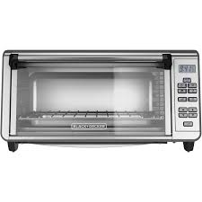 Convection Toaster Ovens Ratings Black Decker Digital Extra Wide Convection Toaster Oven To3290xsd