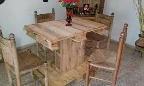 Pallet Dining Room Table 13 Perfect Wooden Pallet Dining Table Ideas Pallet Wood Projects