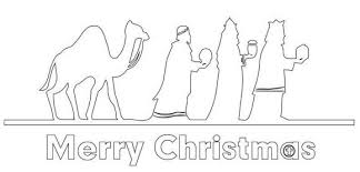 wise men christmas coloring pages kids christmas
