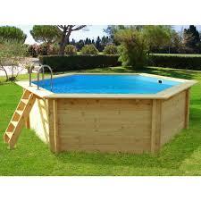 piscine bois aspect bois achat vente piscine bois aspect