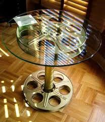 movie reel table google search recycle reuse renew pinterest
