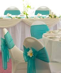 how to decorate wedding reception chairs style white